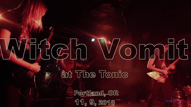 Witch Vomit - Live @ The Tonic Lounge (2018)