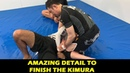 Amazing Detail To Finish The Kimura by Kazushi Sakuraba