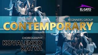 Contemporary   Beginners show I Katya Kovalenko