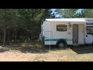 Кемпинги стоянки для домов на колесах - КемпингПарк