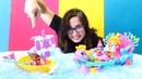 Pinypon oyuncak videoları Korsan ve denizkızı kutusu açılımı