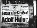 Hitler's First Speech As Chancellor Aka Nazi Mass Rally Hitler Speaking 1933