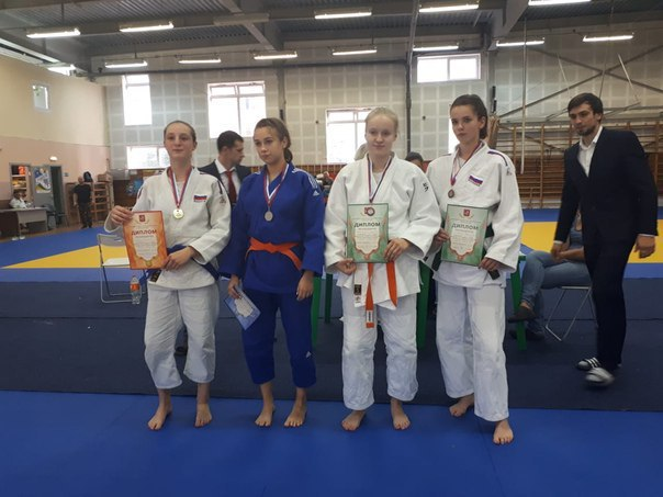 Спортсменка из Савеловского победила на открытом первенстве СШОР № 9