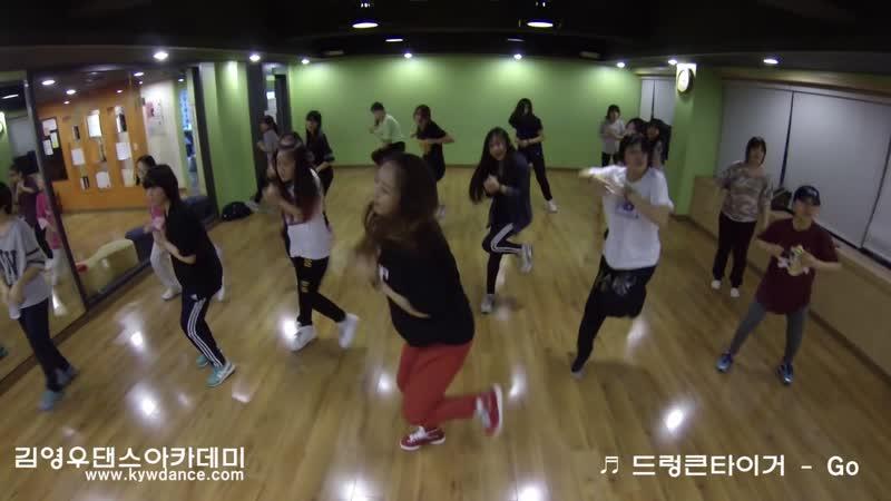 131021 Пре-дебютное видео Ли Черён - Go (Drunken Tiger feat. Yoon Mirae).