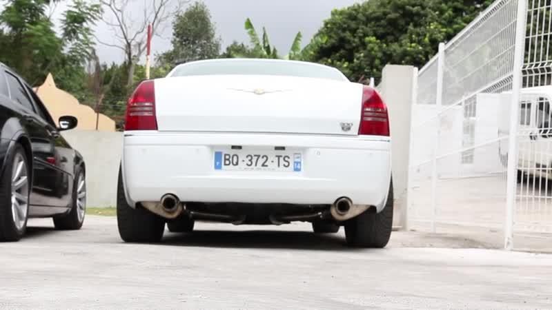 Chrysler 300c 5.7 HEMI Corsa Xtreme Exhaust