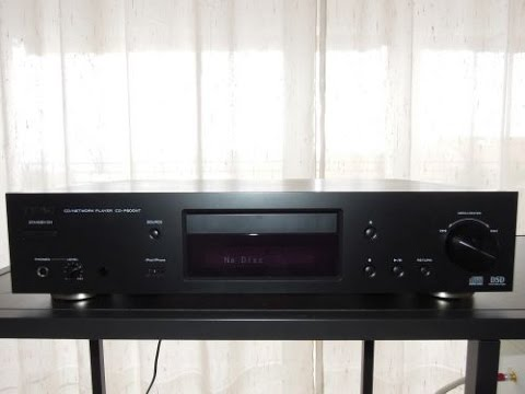 TEAC CD-P800NT: review