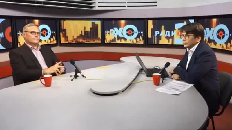 Михаил Касьянов - Нет дырки в бюджете, есть лапша на уши. 09.10.18 _Особое мнени