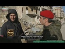 Syria the Russian police