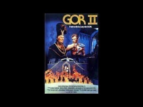 Gor II Fuera de la ley de Gor Castellano 1989
