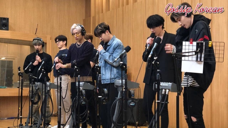 180927 GOT7 (갓세븐) At Cultwo Show On SBS Power FM - 두시탈출 컬투쇼