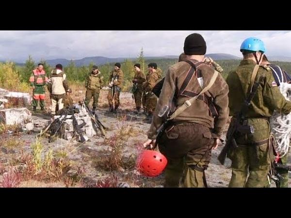 Как ямальские молодые бойцы отрабатывают военные навыки на учебно-полевых сборах