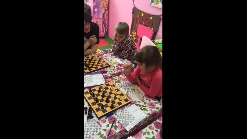 Шахматы с 5 лет🎓😊