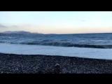 25.09.2018г. Лазурный берег, пляж Вильнёв-Лубе, между Каннами и Ниццой