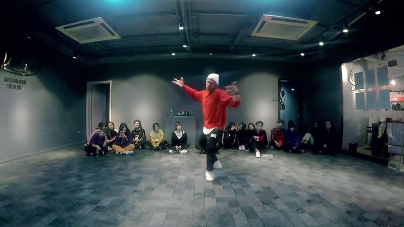 YG - Still Brazy Choreography By OLE.G Pshenichnyi (OLEG_ZET)