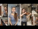 FAIRYTALE by Alexander Rybak Cover Cleomusic