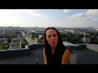 Виктория Жукова приглашает на Театральный Петербург на Книжных аллеях
