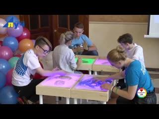 Весенняя неделя добра в ДТК Альметьевска для детей с ОВЗ