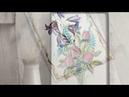 Приглашение на курс свободно кистевой росписи