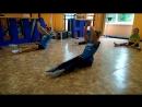 гимнастическая резина