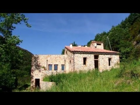Vallespir area Very charming Catalan stone Mas for sale