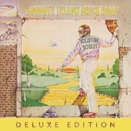 Elton John альбом Goodbye Yellow Brick Road