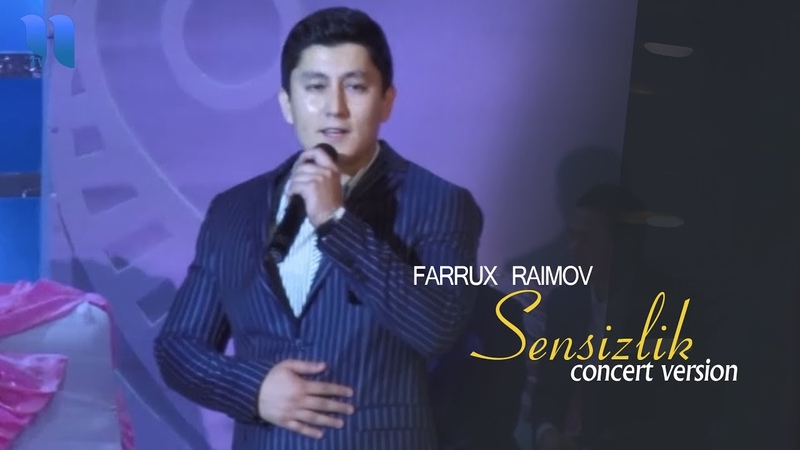 Farrux Raimov - Sensizlik | Фаррух Раимов - Сенсизлик (concert version)