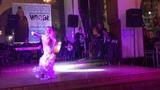 BALADI - Kateryna Kornilova Performance with live band in Ahlan Wa Sahlan 2017