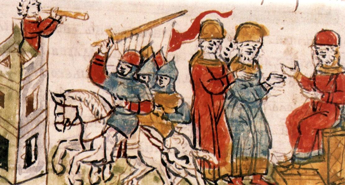 Осада Новгорода