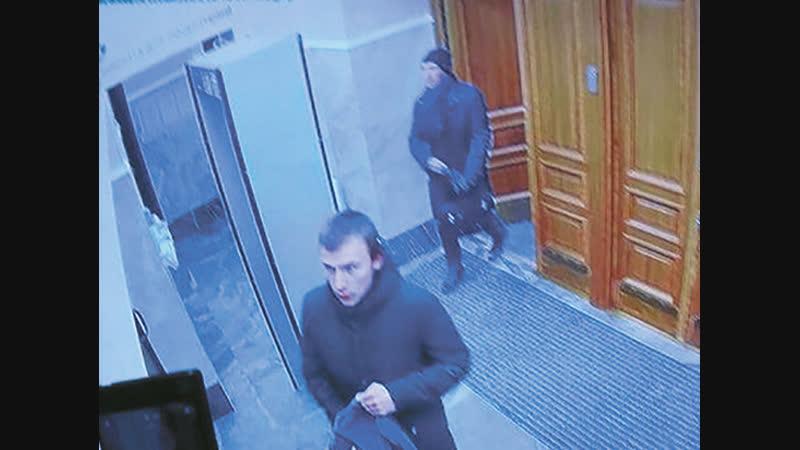 В Архангельську 17-річний юнак улаштував вибух у приміщенні ФСБ