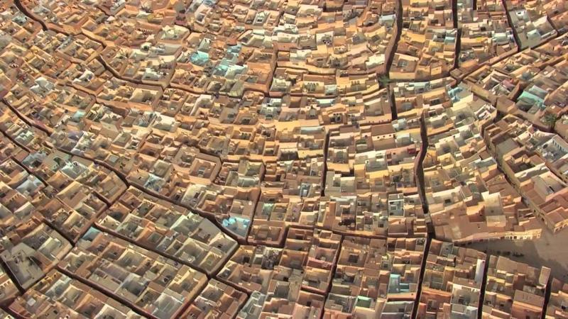 L'Algérie vu du ciel est un grand film documentaire de Yann Arthus Bertrand
