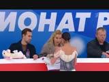 Алина Загитова Alina Zagitova, SP, - Russian Nationals 2019