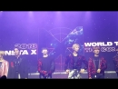 [VK][180812] MONSTA X fancam (part 5) @ The 2nd World Tour: The Connect in Sao Paulo