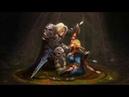 АРТЕС VS СИЛЬВАНА - WarCraft 3 Region of Chaos ( Королевство Эльфов) - 3 глава
