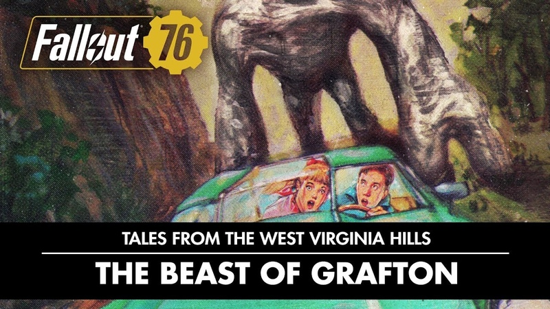 Fallout 76 — Истории с холмов Западной Вирджинии «Графтонская тварь»