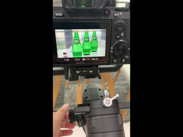 World's First Gimbal to control Sony Focus DJI Ronin S