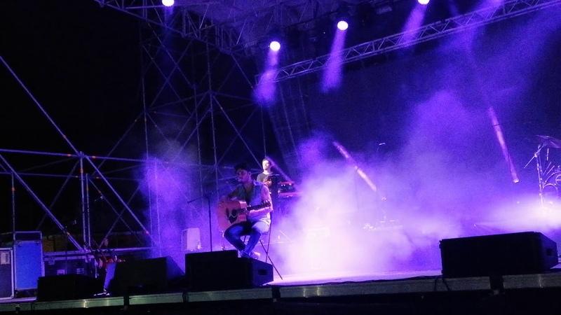 Un'altra vita Fabrizio Moro live a Pianopoli CZ