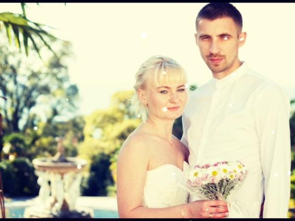 Свадьба Анна и Антон. 02.11 Сочи