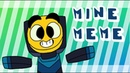 Mine Meme (Unikitty) (Flipaclip) Flashing Images/lights