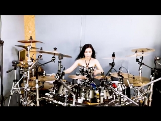 Nightwish - wish i had an angel (drum cover by ami kim)