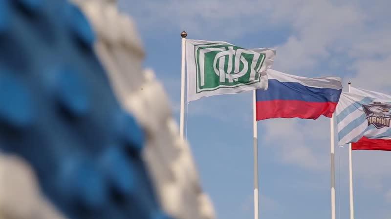 «Чайка» - «Спартак-Владикавказ» 1-0