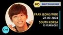 [FINAL] DEBUT MEMBER 05 - PARK JEONGWOO (박정우)   YG TREASURE BOX (YG보석함)
