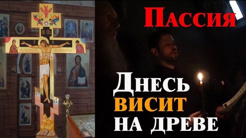 Днесь висит на древе. Песнопения Пассии. Боровский монастырь