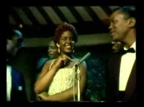 THE PLATTERS-Europe By Night-two songs.