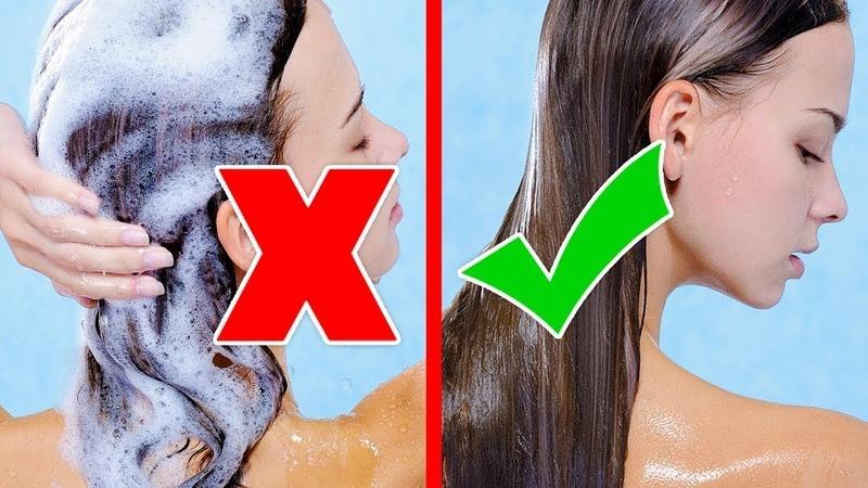 10 Мифов об Уходе за Волосами, Которым Не Стоит Верить