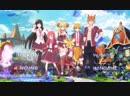 Новая игра, построенная в лучших традициях жанра аниме!