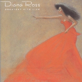 Diana Ross альбом Greatest Hits Live