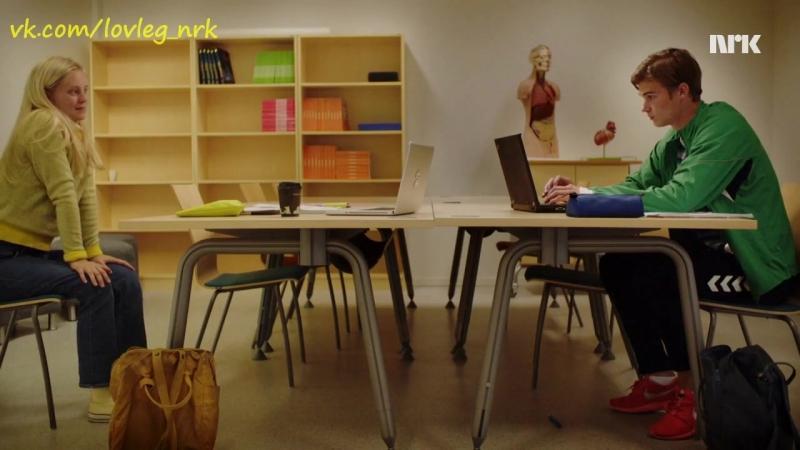 Lovleg (NRK), 6-я серия, 1-й отрывок: Face to face [Тет-а-тет]