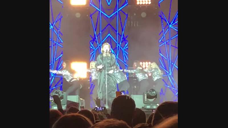 Сандра в Екатеринбурге 09.11.2018