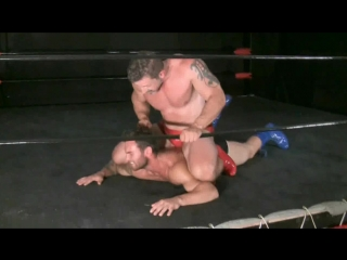 Muscle domination wrestling - daddys home 2 - chace lachance vs matt thrasher