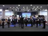 Духовой оркестр музыкальной школы им. Глиэра, город Калининград 2018 Конкурс